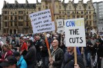 Police protest against cuts in funding, London, Britain - 10 May 2012