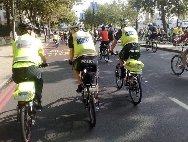 police bikes 2